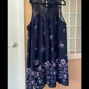 Maurices lacey and flowy all seasons dress!!